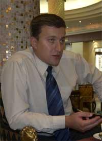 """Игорь Лернер, генеральный директор РИА """"ДРИМ"""""""